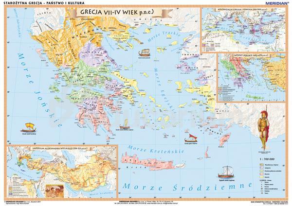 Starozytna Grecja Panstwo I Kultura Starozytnosc Educarium