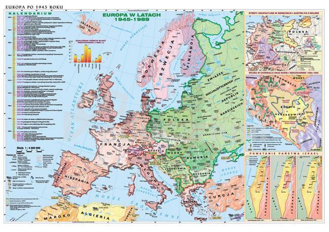 Europa Po 1945 Roku Historia Wspolczesna Educarium