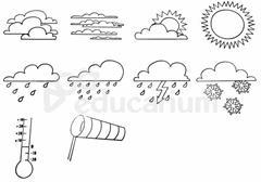 Kalendarz Roczny Magnetyczny Pogoda I Kalendarz Educarium
